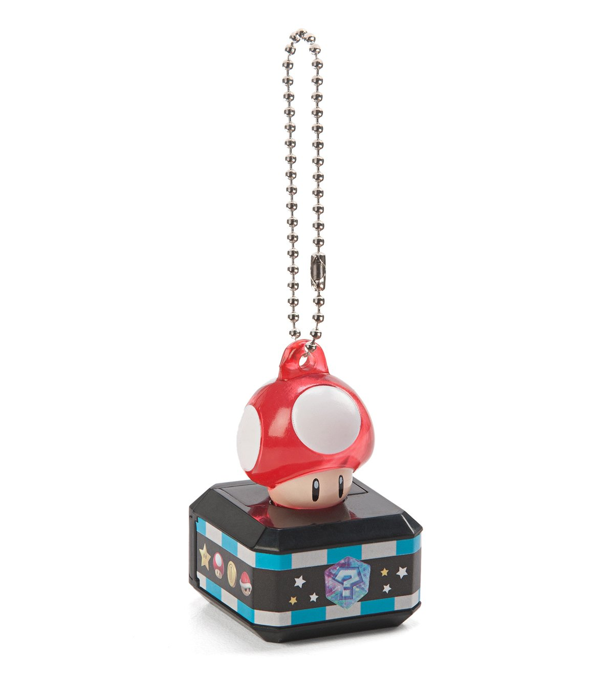 Super Mario Bros. Mario Kart 8 Red Mushroom Light Up LED ...