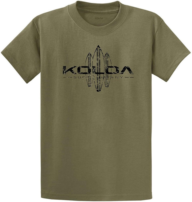809652197ae17 Joe s USA Koloa Surf Co. Vintage Surfboard Logo T-Shirts in Regular ...