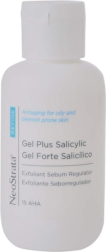 Neostrata Gel Plus Salicylic Exfoliant Sebum Regulator 100ml Amazon Ca Beauty