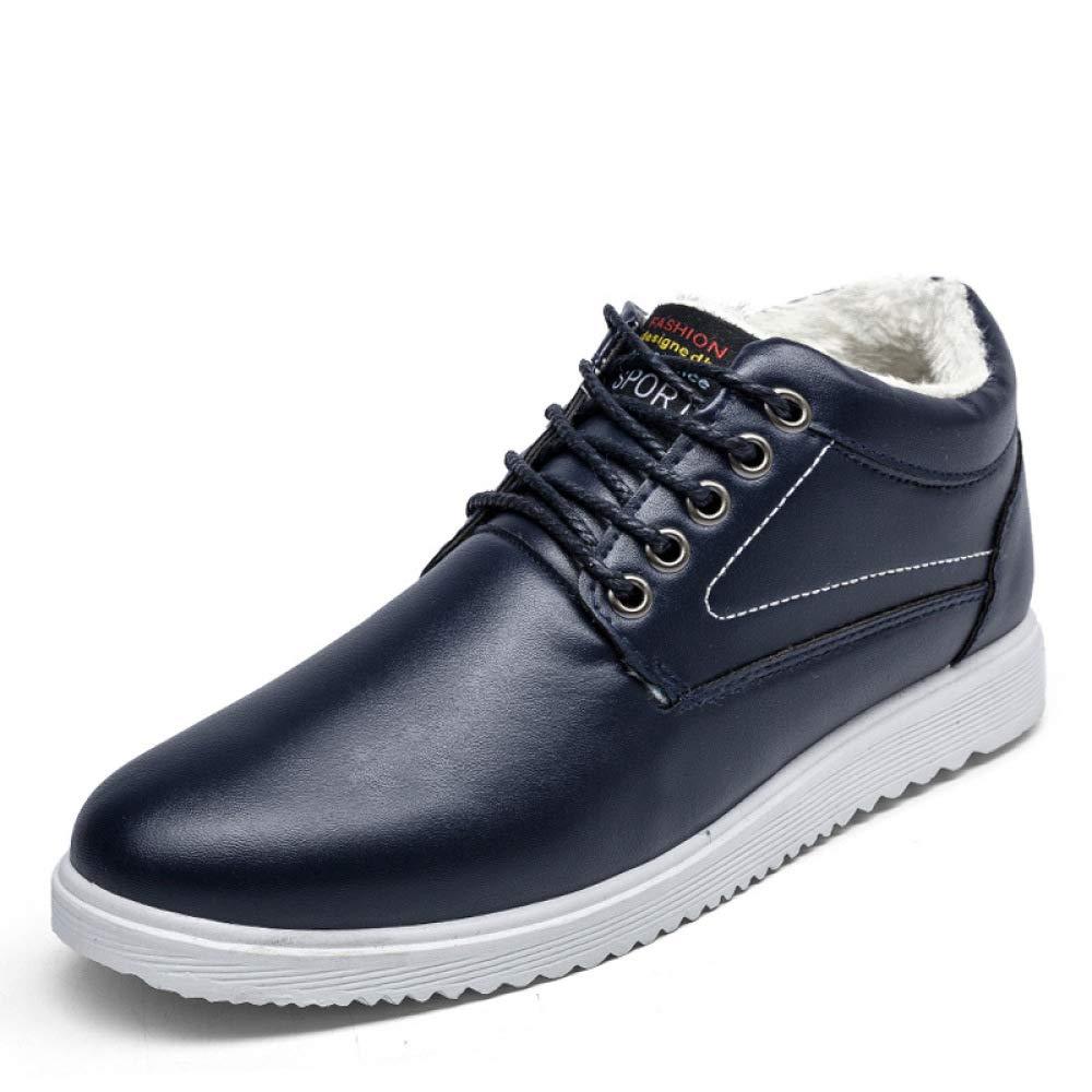 schuhe Winter High-Top-Schuhe, Warme Verdickung Plus SAMT Schuhe, Lässig Und Bequem Herrenschuhe Baumwollschuhe