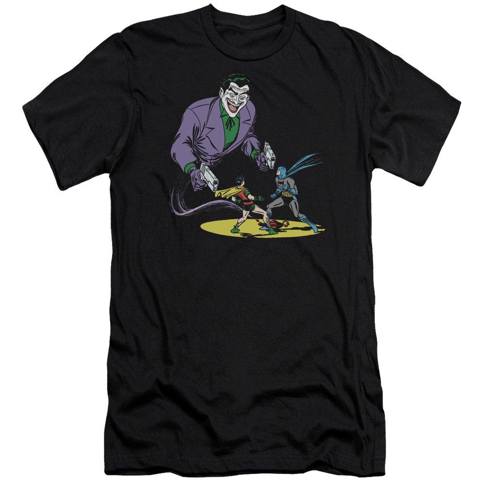 Batman Detective #69 Cover Premium Adult Slim Fit T-Shirt