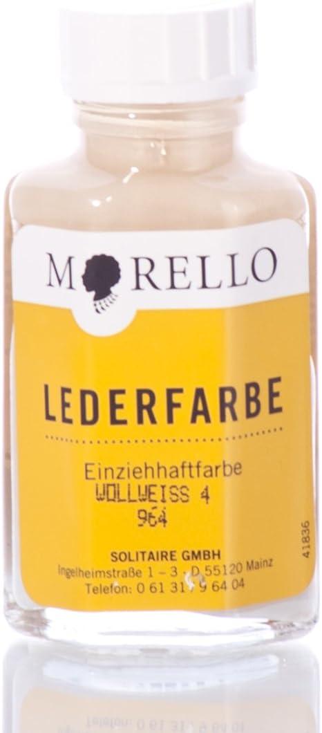 Morello Tinte para piel, color blanco natural