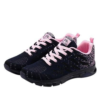 b70c94bf7f4 Kinrui - Zapatillas Deportivas para Mujer