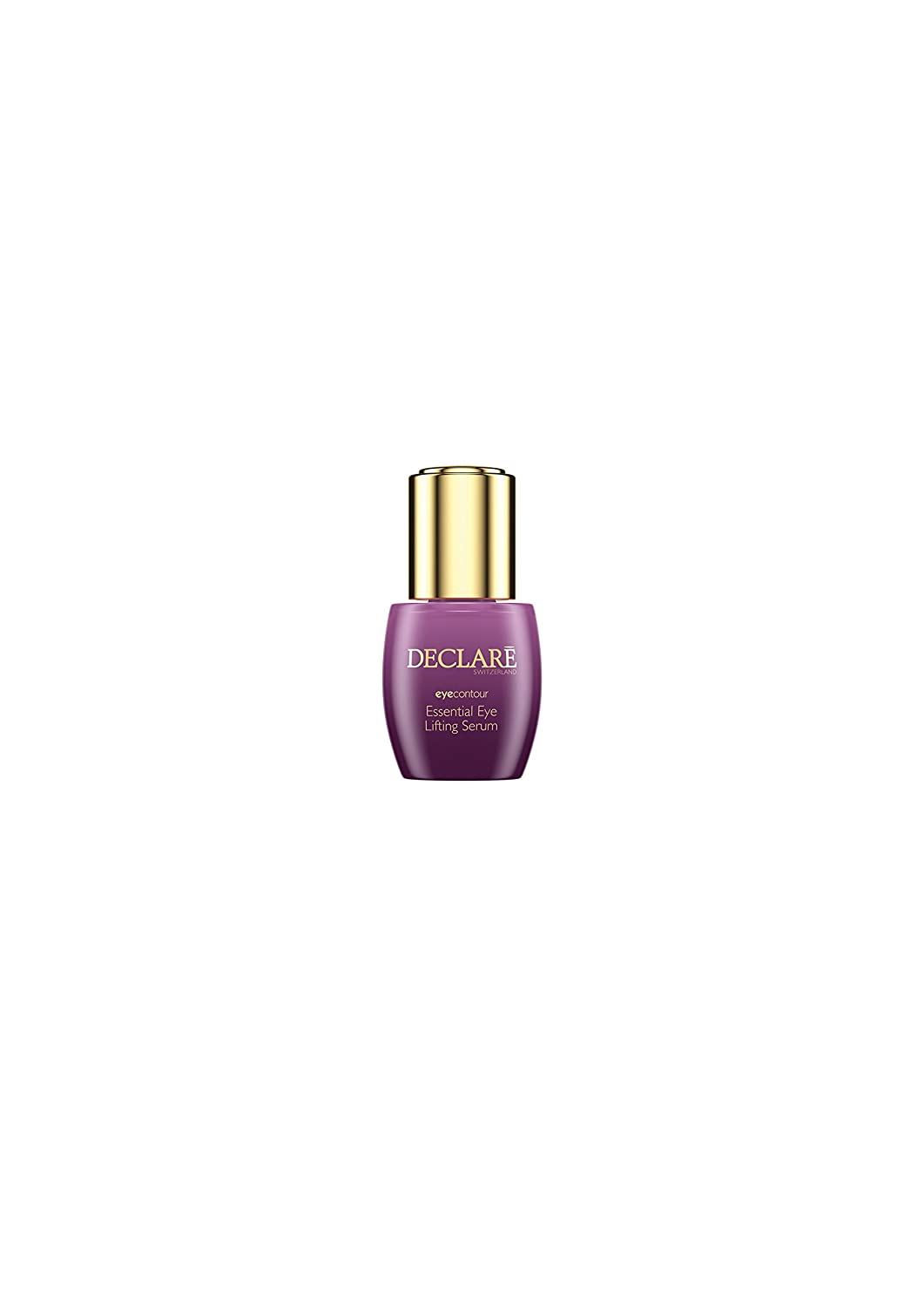 Declare Eye-Contour femme/women, Essential Eye Lift Serum, 1er Pack (1 x 15 ml) 9007867007471