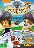 Paw Patrol - Pups And The Pirate Treasure DVD