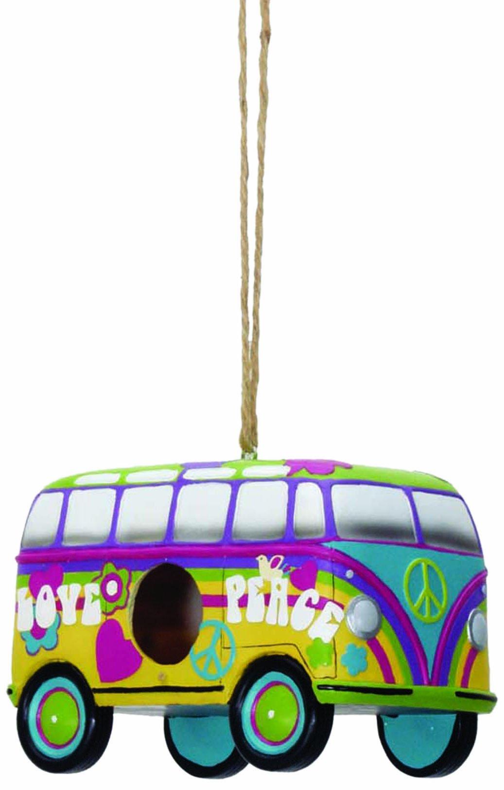 Spoontiques Love Bus Birdhouse