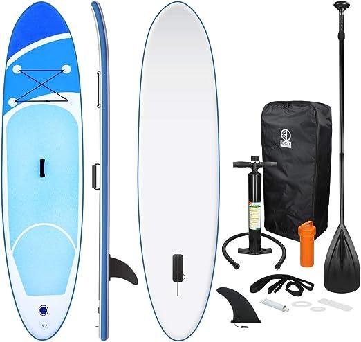 ECD Germany Tabla Hinchable Paddle Surf/SUP - Stand up paddle ...