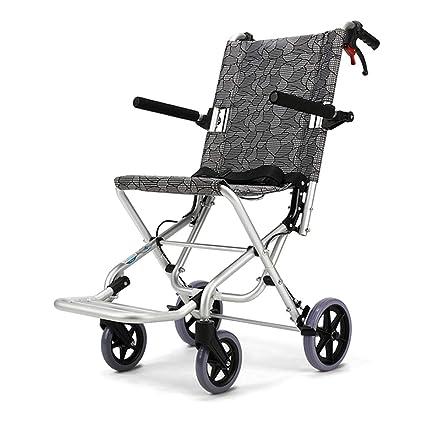 Sillas de ruedas Plegables carritos de bebé manuales ultraligeras ...