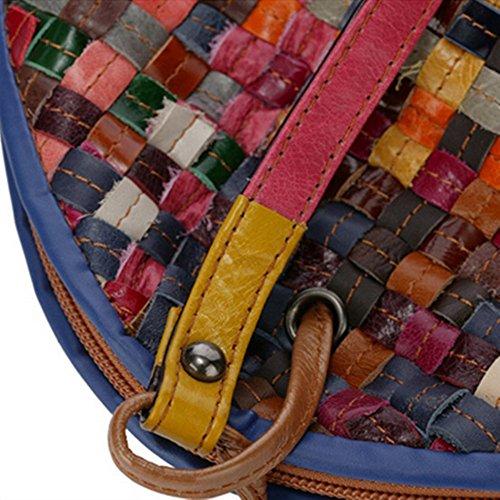 Eysee 6 Pochette 5cm mélangées 22cm femme Multicolore pour Couleurs 21 mélangées Couleurs 5cm zzqdrxT