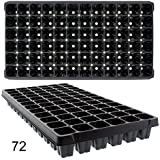 72 Cell Plug Flats, 10 each