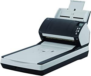 Brand New Fujitsu FI-7260 Color Duplex Flatbed Document Scanner (PA03670-B555)