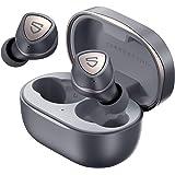 SoundPEATS Sonic Wireless Earbuds in-Ear Bluetooth Headphone, Bluetooth 5.2 Earbuds APTX-Adaptive Wireless Earphones with Imm
