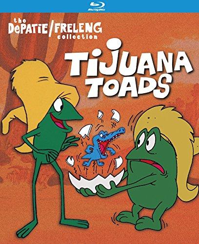 Tijuana Toads (17 Cartoons) [Blu-ray]