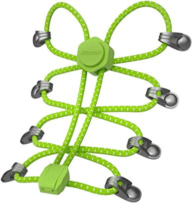 HOMAR Elastic No Tie Shoelaces Stretch