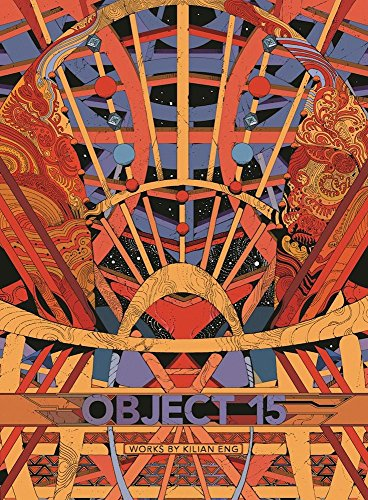 Object 15: Works by Kilian Eng (An Artist Of The Floating World Themes)
