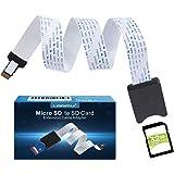 SanDisk SDSDQM-016G-B35A Tarjeta microSD de 16 GB Gris ...