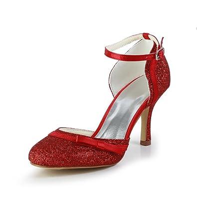 Jia Jia Wedding A31B24 chaussures de mariée mariage Escarpins pour femme EwFBbvq5