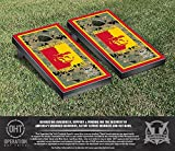 NCAA Pittsburg State University Gorillas Border Version Operation Hat Trick Cornhole Game Set