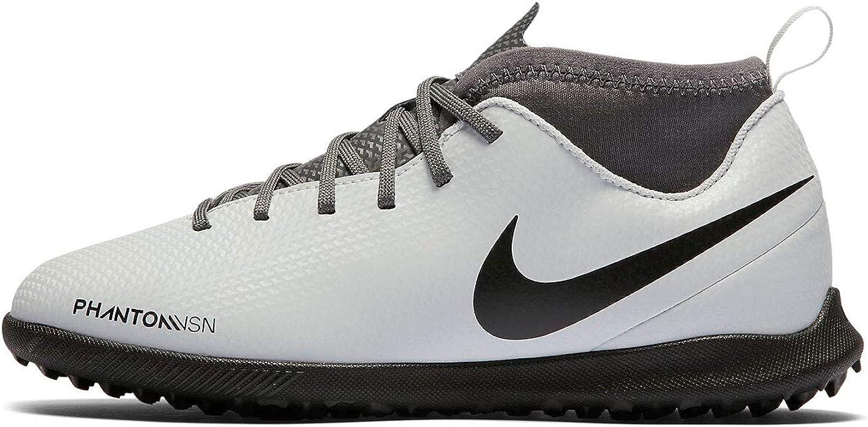 Nike Jr Phantom Vsn Club DF TF, Chaussures de Futsal Mixte