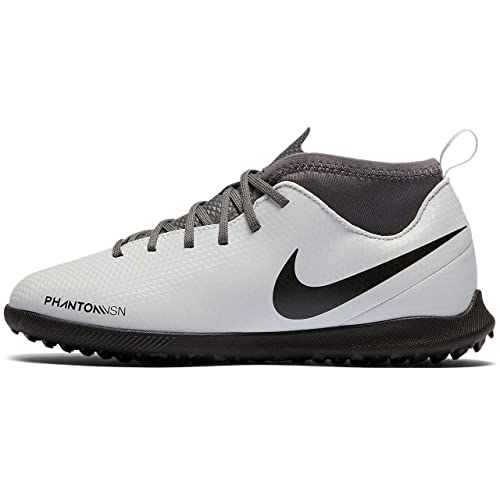 the latest cad90 5da8c Nike Jr Phantom Vsn Club DF Tf, Scarpe da Calcetto Indoor Unisex-Bambini,