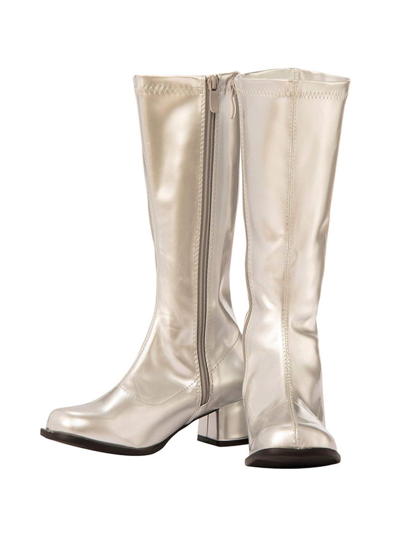Silver GoGo Boot for Children