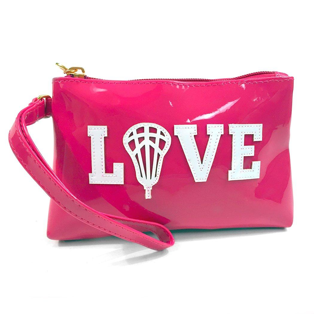 Love Lacrosse Wristlet Bag - Rylee