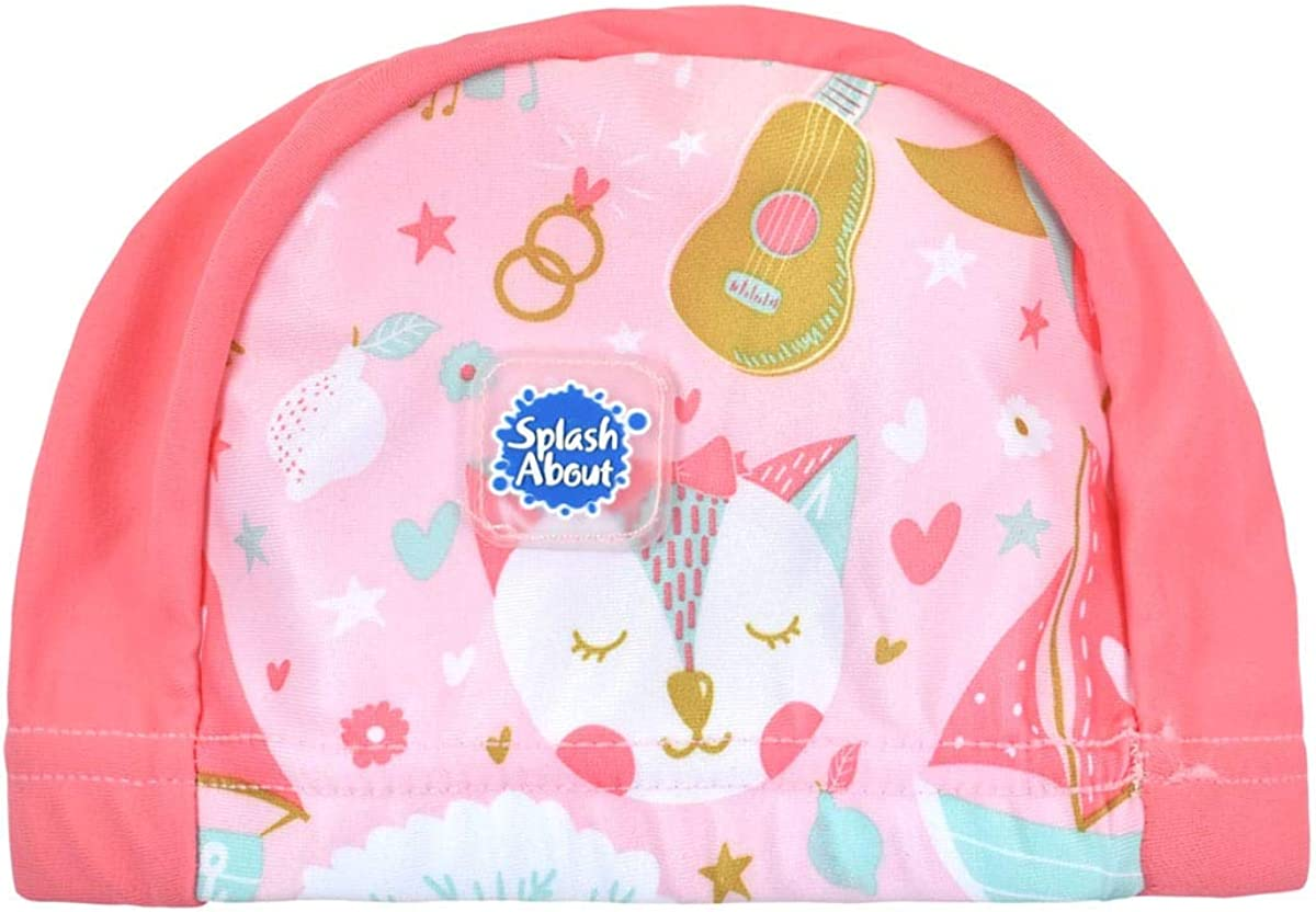 Cuffia da Piscina per Bambini Splash About in Materiale Elastico Unisex
