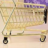 wgg Mini Metal Shopping Cart Supermarket Handcart