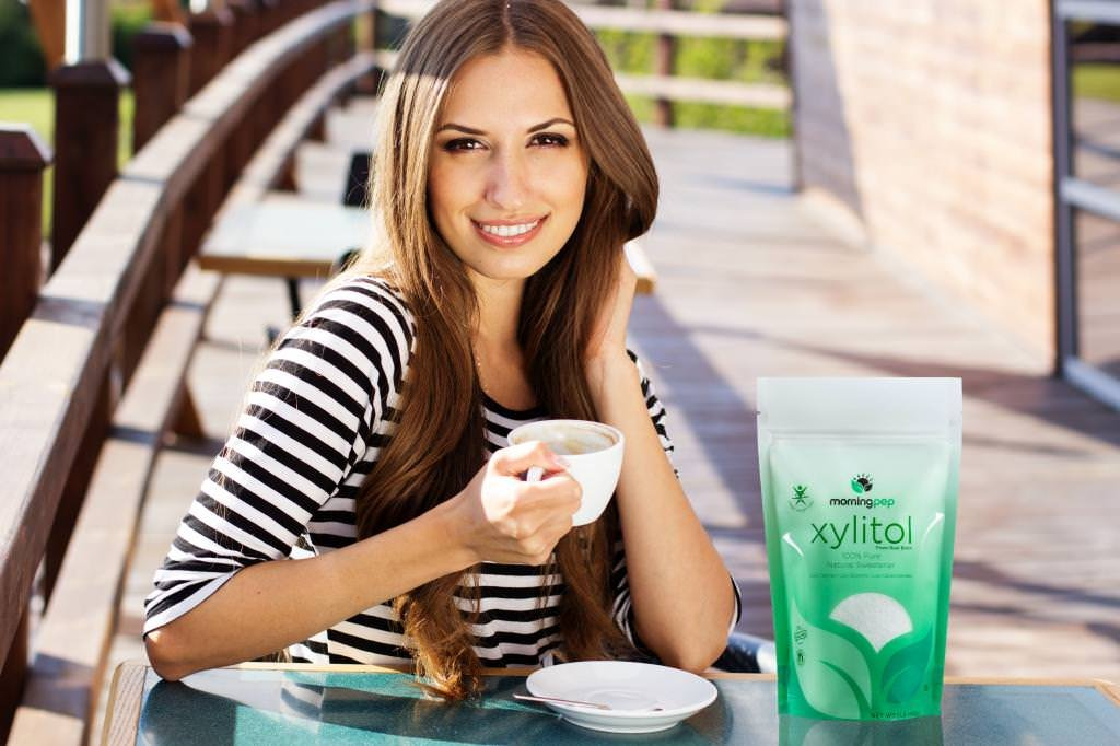 Morning Pep Pure Birch Xylitol (Keto Diet Friendly) Sweetener 1 LB (Not From Corn) NON GMO - KOSHER - GLUTEN FREE - PRODUCT OF USA. 16 OZ by Morning Pep (Image #5)