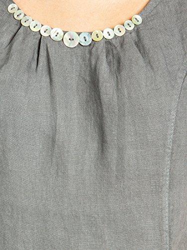 Robe Fashion Femme Robe Gris Femme Gris CASPAR Femme Robe Gris Fashion CASPAR CASPAR Fashion Hq6gXaW