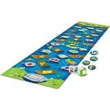 Crocodile Hop Floor Game