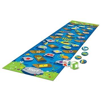 Superb Crocodile Hop Floor Game