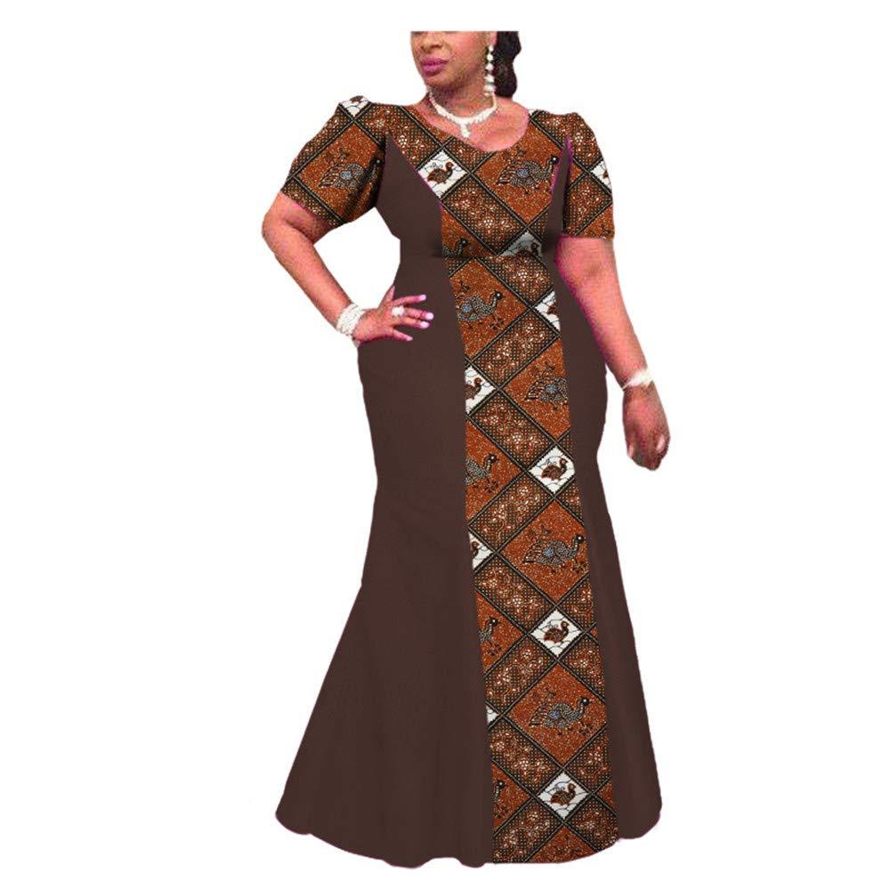 Amazon.com: African Dresses for Women Plus Size Pregnant ...