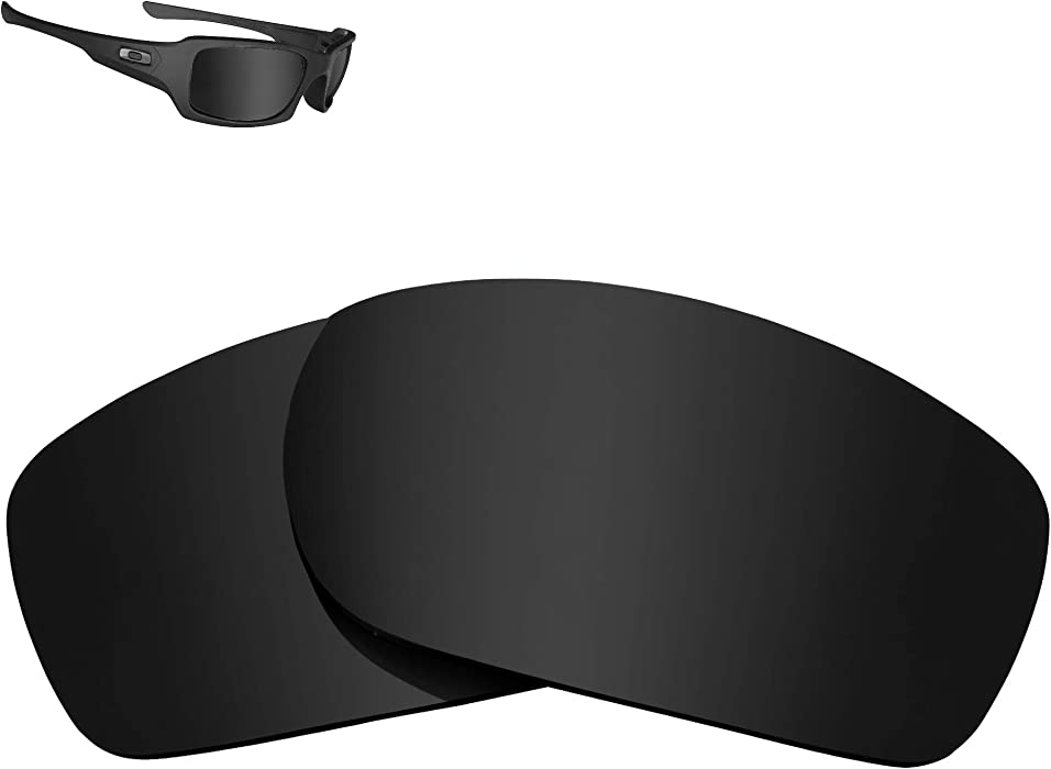 4991962ef837 FIVES SQUARED Replacement Lenses Advanced Black by SEEK fits OAKLEY ...