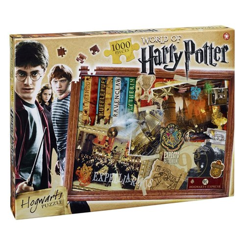 Winning Moves Harry Potter Collectors Puzzle de 1000pièces