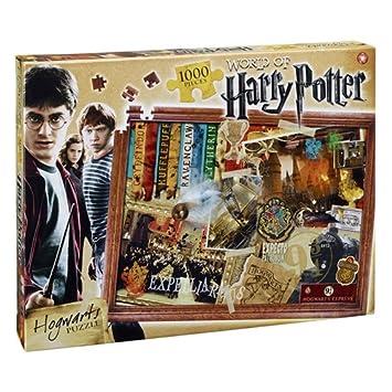 HARRY POTTER - Puzzle de 1000 piezas (Winning Moves 22576)