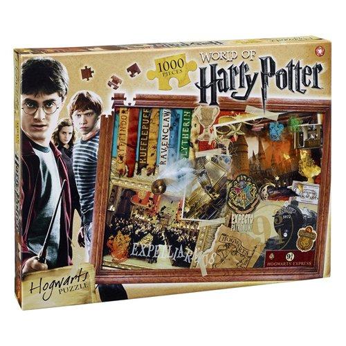 1000 piece puzzles harry potter - 9