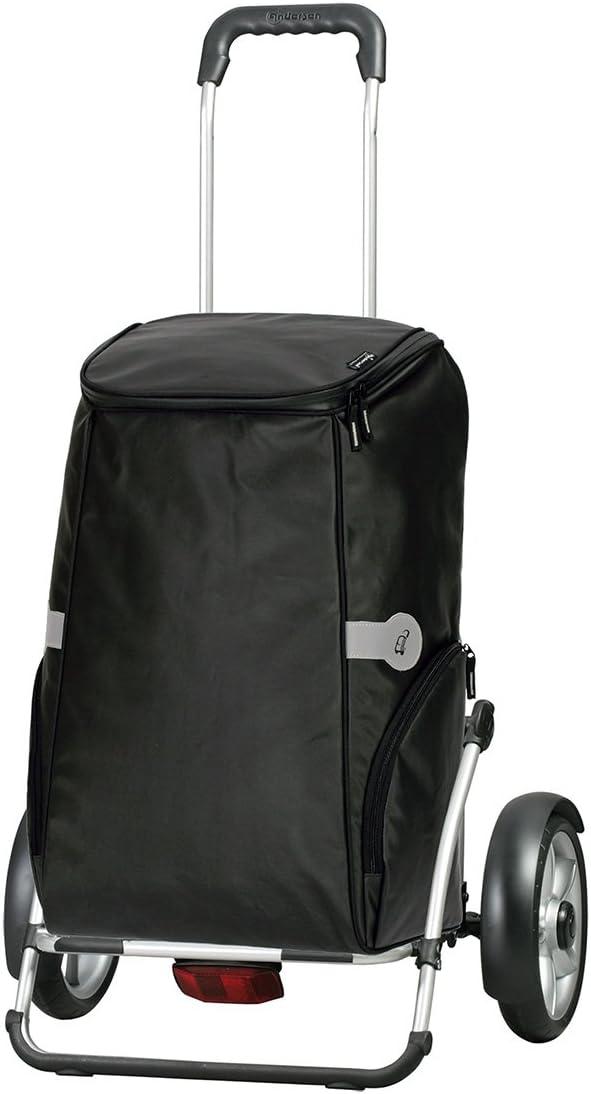 Andersen Bolsa Hydro Negra para Carro de Compra Compartimento Termico Volumen 60L