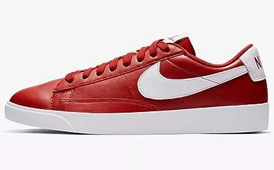 pretty nice ac34e 50414 Amazon.com | Nike W Blazer Low Le Womens Av9370-600 Size 12 ...