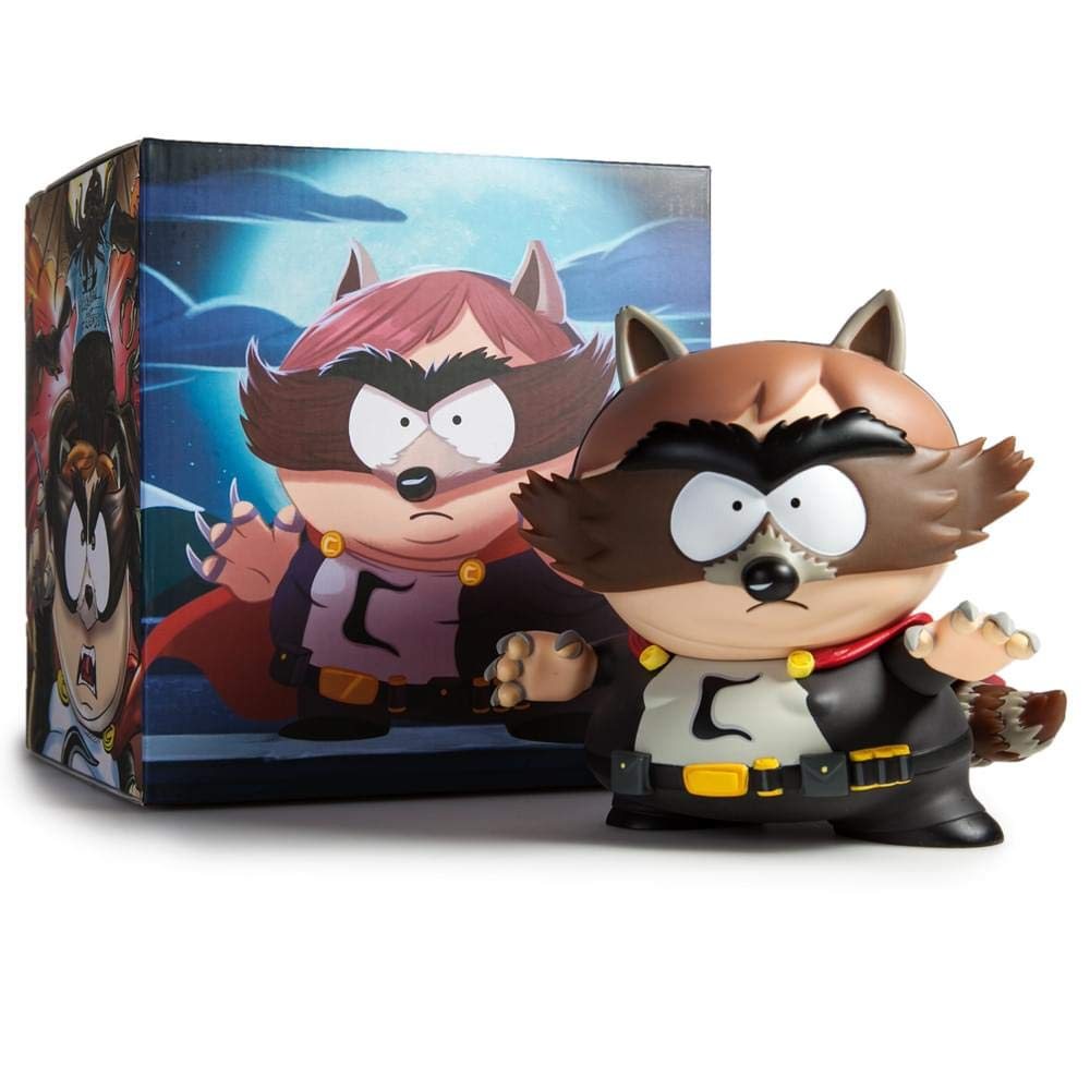 The Fractured but Whole The Coon Vinyl Figure South Park
