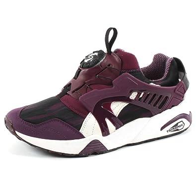 design intemporel 0c762 b654e Puma Disc Blaze Fast Women Purple: Amazon.co.uk: Shoes & Bags