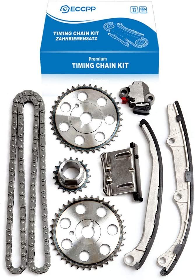 ECCPP 94189S Timing Chain Ranking TOP12 Kits Fits 1.9L SC for Saturn 1992 Cash special price 1991