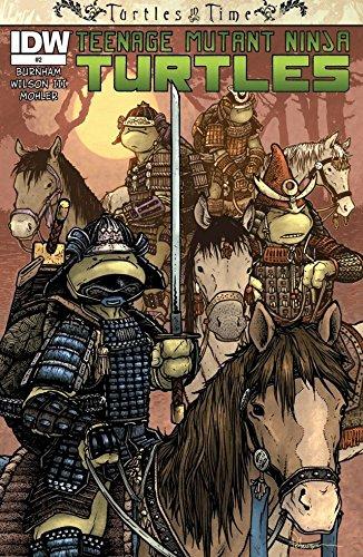 Amazon.com: Teenage Mutant Ninja Turtles: Turtles in Time #2 ...