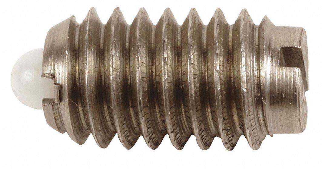 Spring Plunger, SS, 6 D x 3/8 L, PK5 by TE-CO (Image #1)