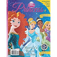 1-Year (6 Issues) of Disney Princess Magazine Subscription