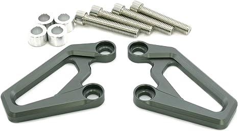 2012 R1200GS ADV 2009 Copri pinze freno anteriore protezione per pinze freno per R1200GS 2008 2013
