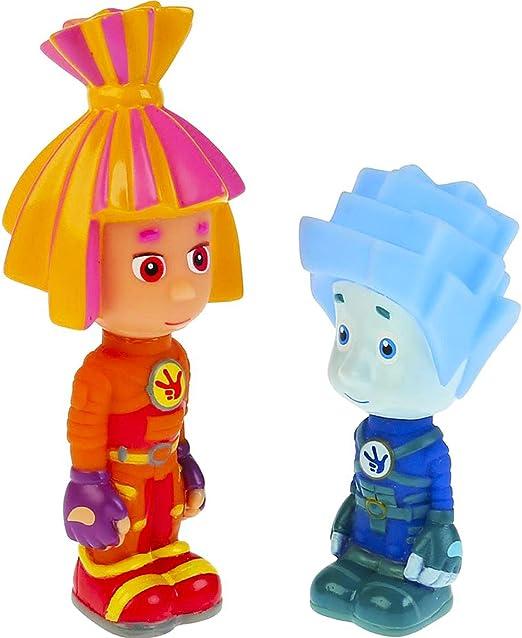 Fiksiki Bath Toys FREE US SHIPPING Russian Cartoon Robot Bath Toys Simka Nolik