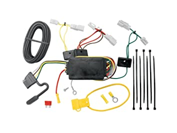 on fj cruiser oem trailer wiring harness