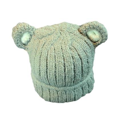 New York più recente nuovi prodotti Cosanter autunno e inverno cappello di lana Baby Baby Knit ...
