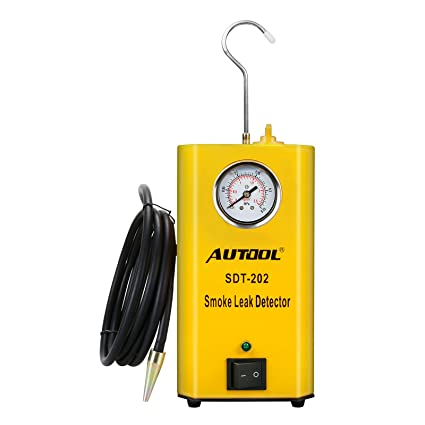 Amazon.com: AUTOOL Automotive Leak Detector Tool Cars Leak Locator Tester Car Pipe Leakage Tester Support EVAP for All Vehicles: Automotive